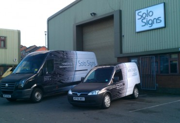 Vehicle Wraps, Graphics and Signage